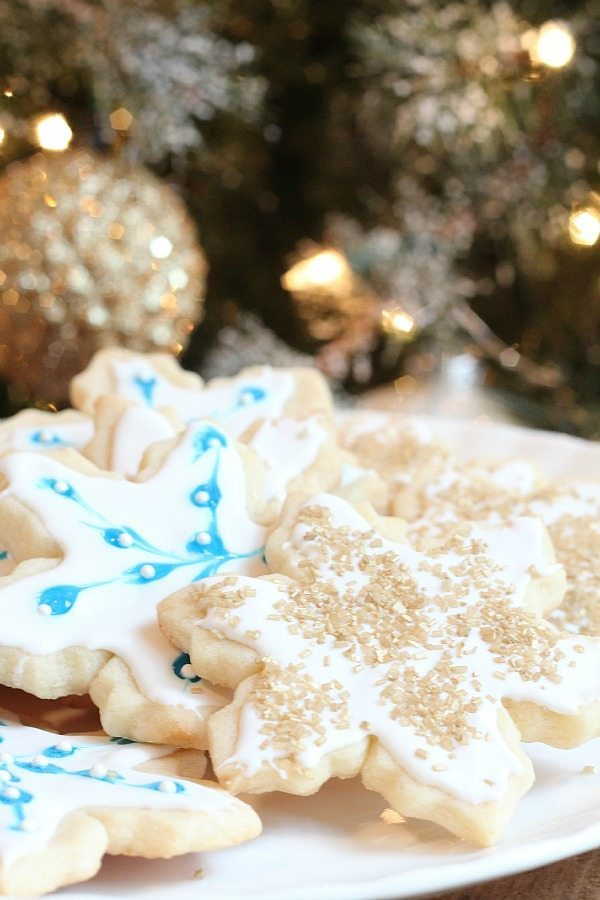 Christmas cookies spread Christmas cheer perfect for friends and neighbors