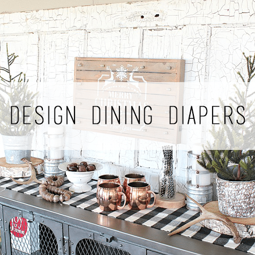 Design Dining Diapers
