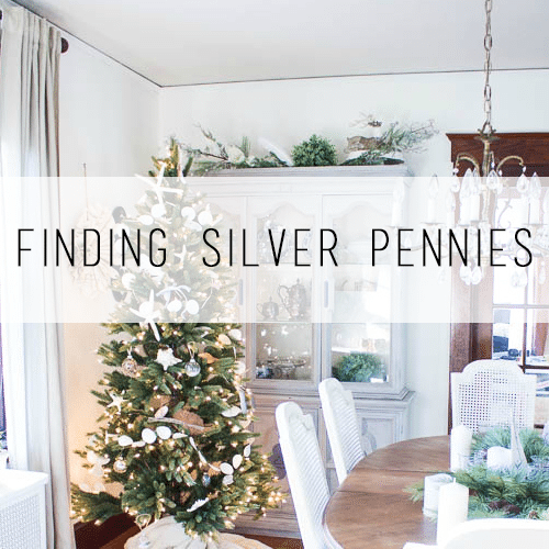 Finding Silver Pennies