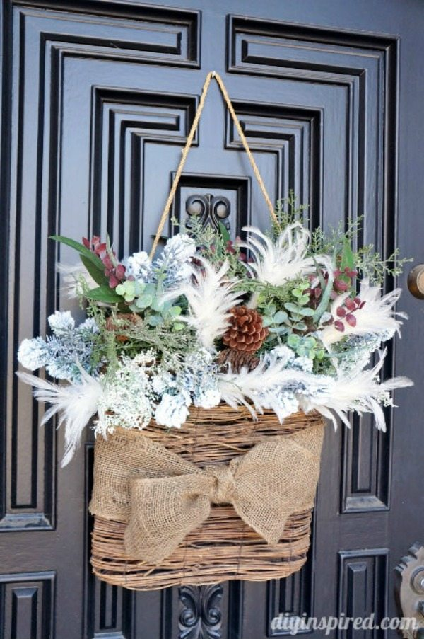 Inpsiration Monday Idea for Winter-Wreath-for-After-Christmas