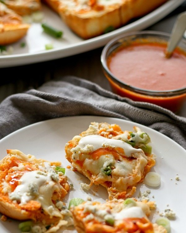 Inspiration Monday recipe for buffalo-chicken-pizza-bread-recipe