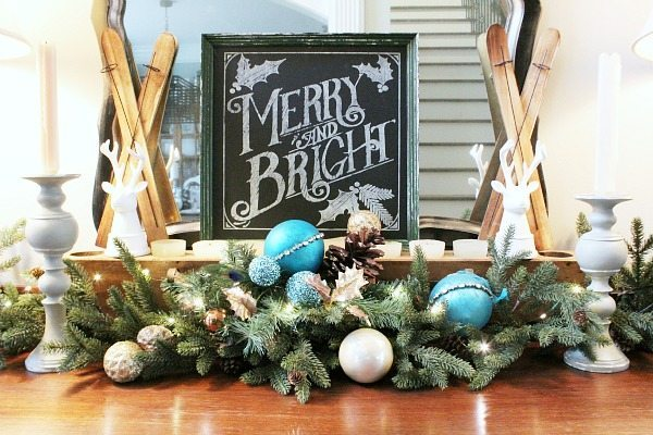 Merry and Bright Entry