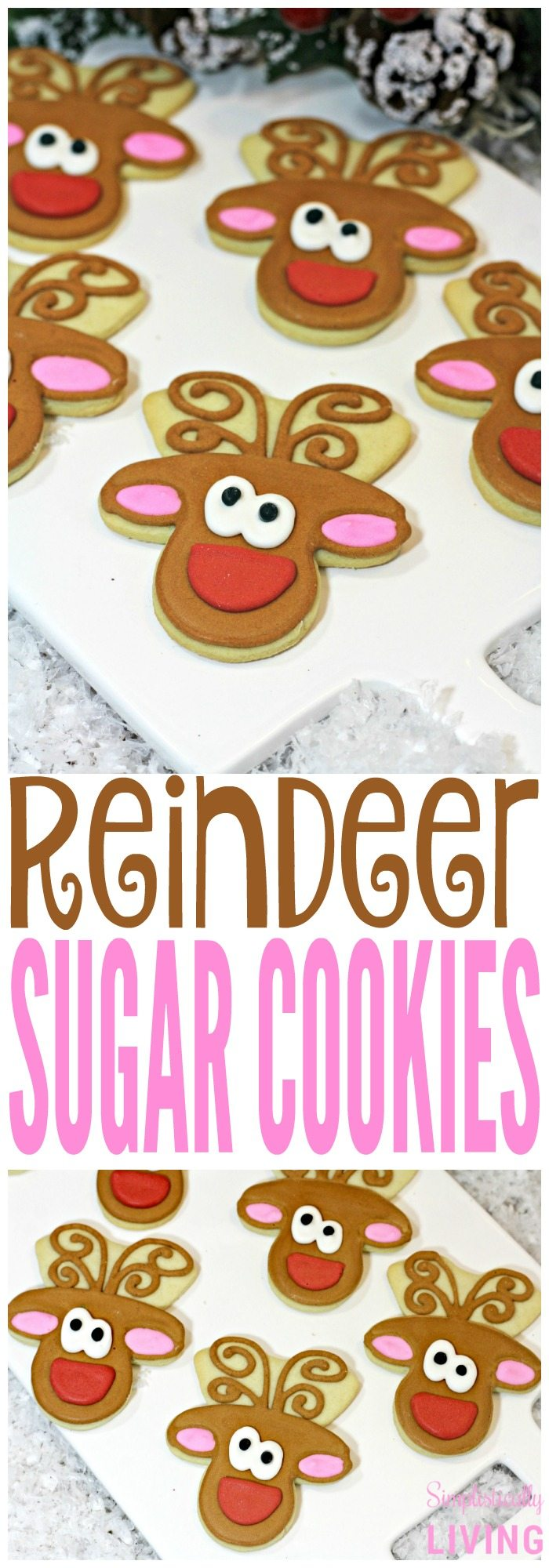 REINDEER-SUGAR-COOKIES
