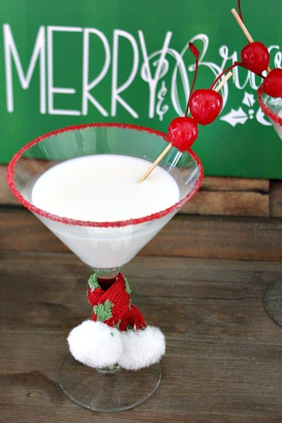Very Merry Martini at Refresh Restyle