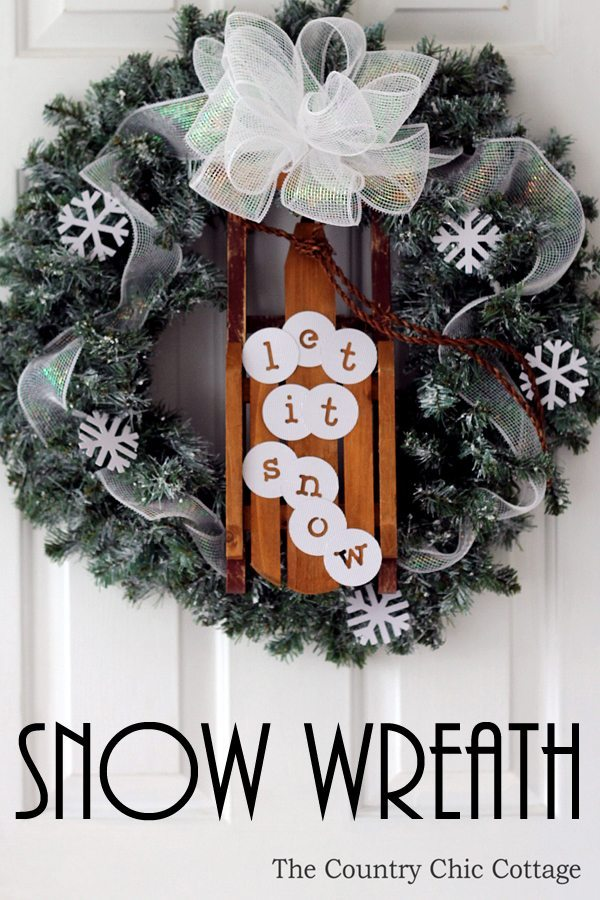 snow-wreath-for-Christmas-and-winter