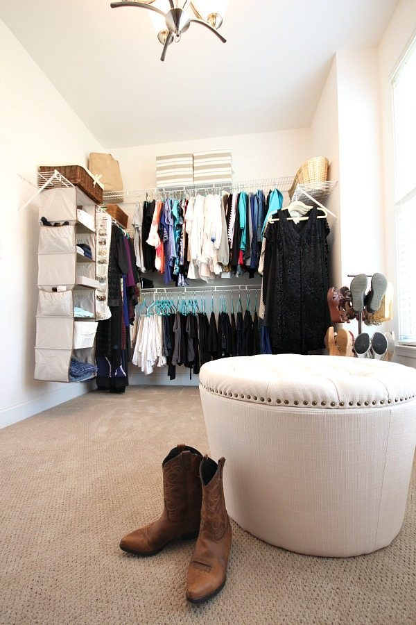 Feel good about yourself every morning with closet organization ideas from Refresh Restyle