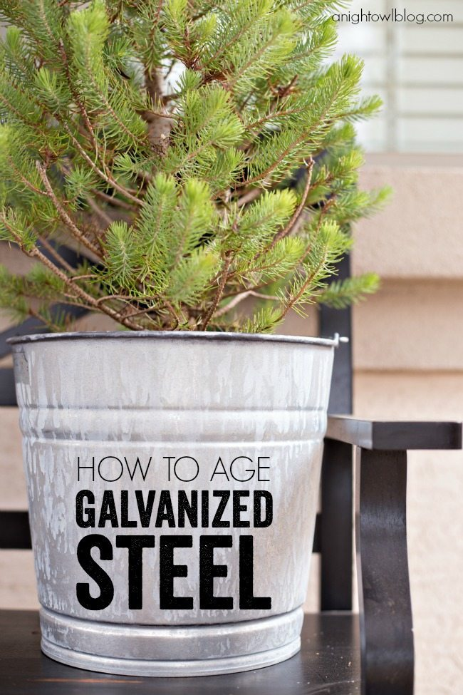 How-to-Age-Galvanized-Steel