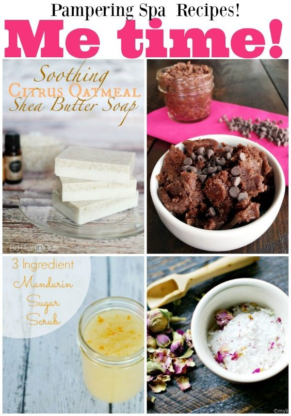 Luxurious body scrub recipe that you can create at home or give as gifts!