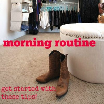 Make a few changes and Feel good about yourself every morning with closet organization ideas from Refresh Restyle