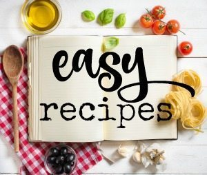 easy recipes any one can make