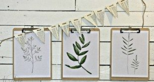 Inspiration Monday Crafts, Recipe and DIY Projects at Inspiration Monday