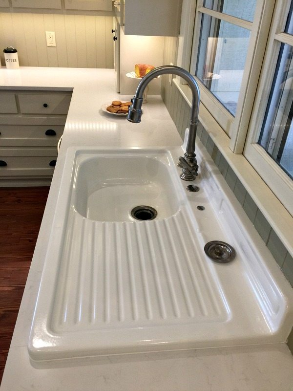 Saved the sink at Southern Romance Phantom Screen Idea Home in Mobile Al