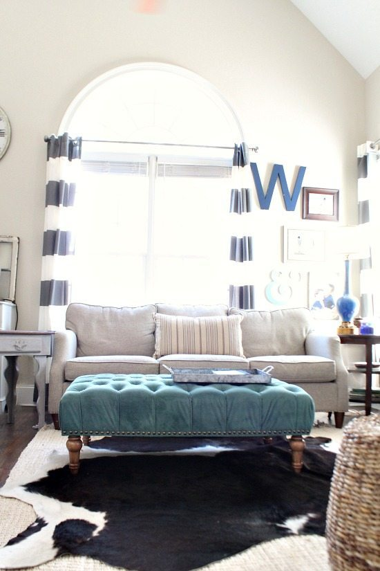 Bright and cheery Refresh Restyle spring home tour