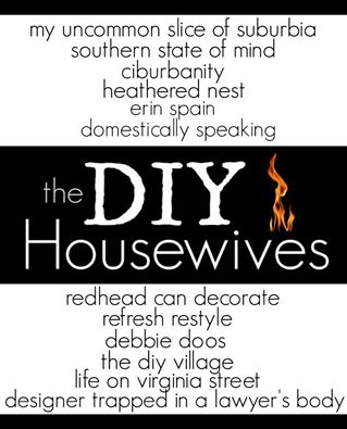 DIY Housewives Projects for your home done by housewives