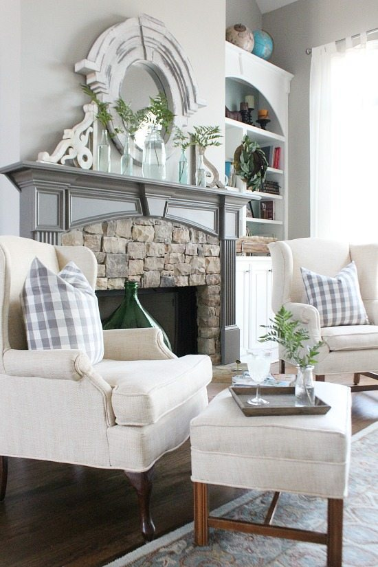 Light and bright Refresh Restyle spring home tour
