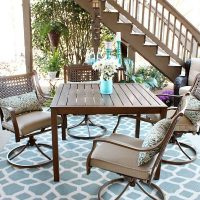 Outdoor Patio Refresh - Spring is here and so is entertaining season. We love spending time outside