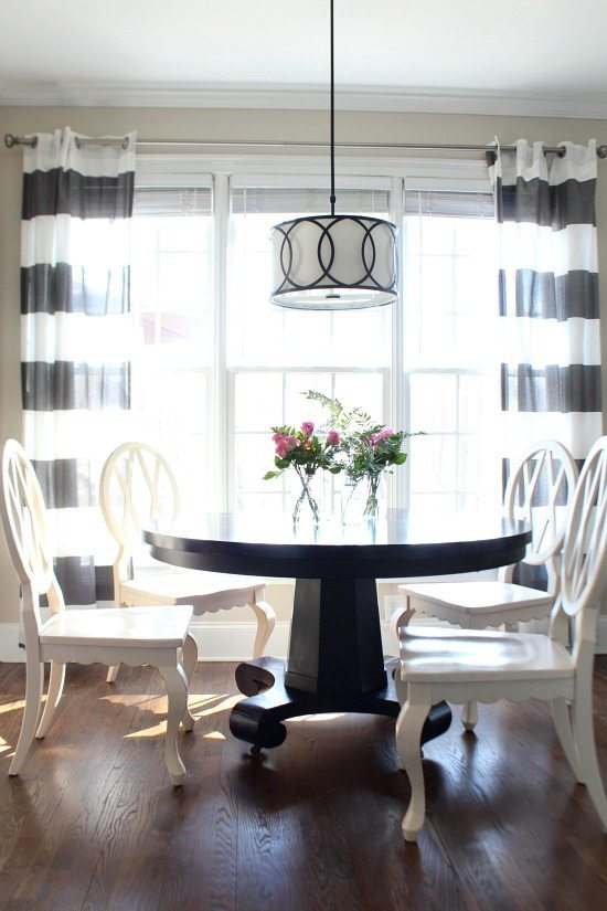 Spring dining Refresh Restyle spring home tour