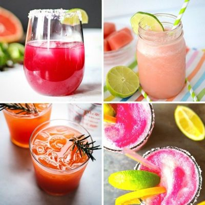 Refreshing Drink Recipes – Adults Only