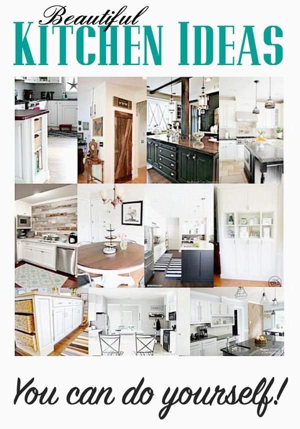 Beautiful Kitchen ideas that you can do yourself