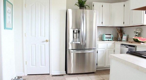 Dover White Kitchen Cabinets | Refresh Restyle