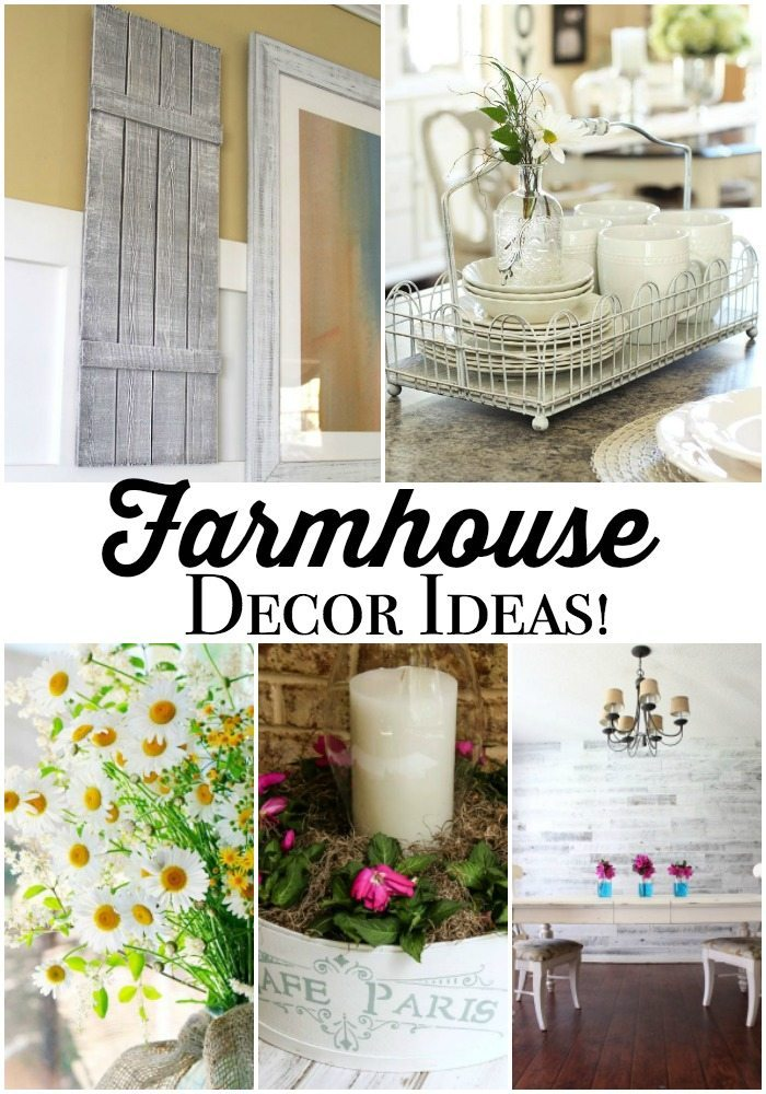 Farmhouse Decor Ideas at Refresh Restyle