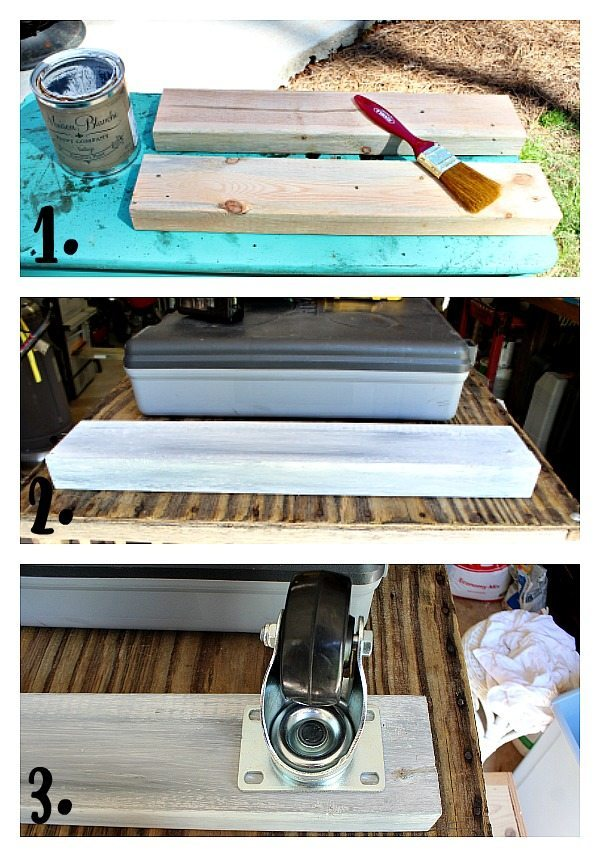 How to make a chicken coop coffee table by Refresh Restyle