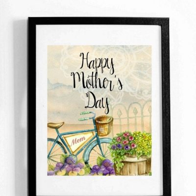 Mother's Day Card and Print
