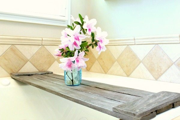 Pallet tub tray - easy do it yourself pallet project