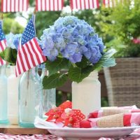 10 Minute Easy and affordable patriotic idea at Refresh Restyle
