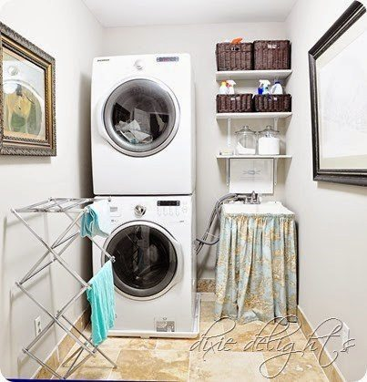 Dixie Delights Laundry Room