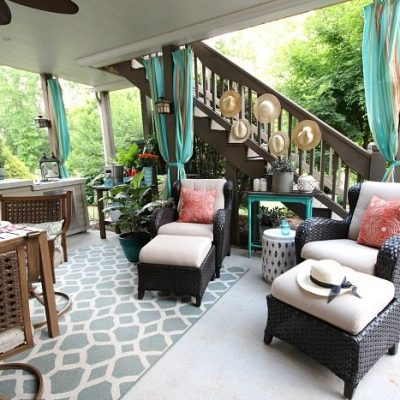 Outdoor Entertaining: Easy and Affordable