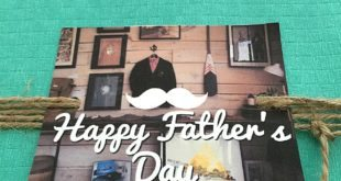 Father's Day gift tags print free at Refresh Restyle