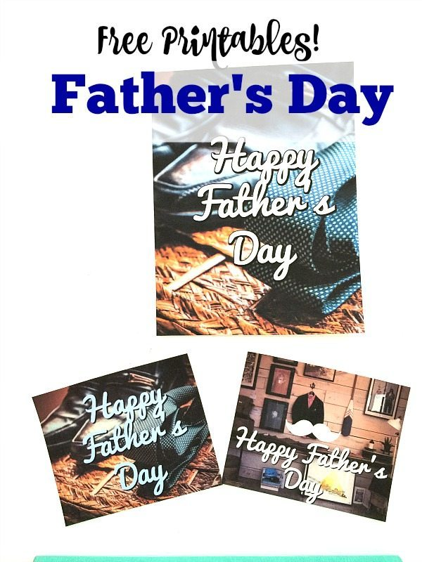 Free printables for Father's Day at Refresh Restyle
