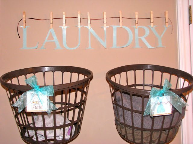 Home Madeville Laundry Printables