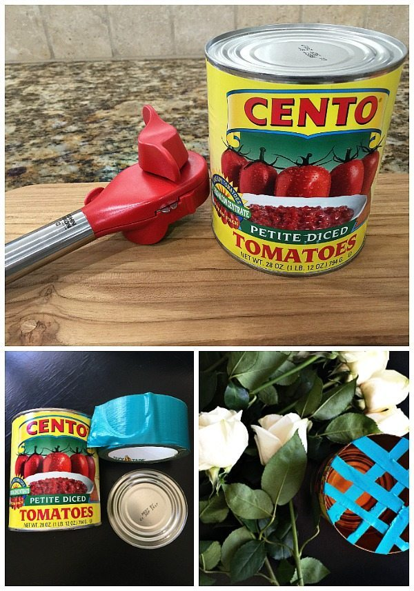 How to make a farmhouse flower arrangement from Refresh Restyle