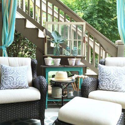 Window Repurpose – Garden Idea