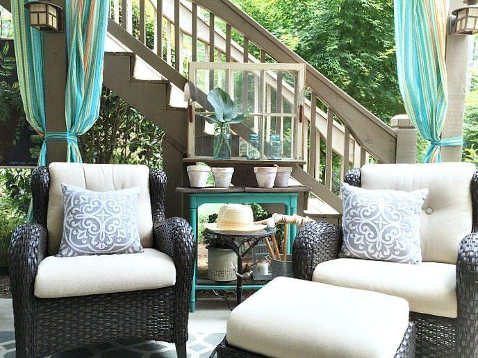 Window Repurpose Garden Idea Refresh Restyle