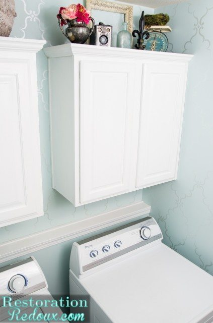 Restoration Redoux Laundry Room