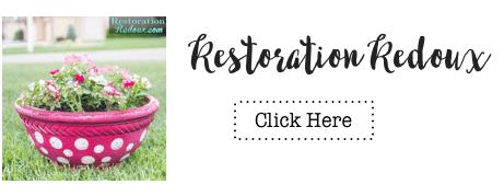 Restoration Redoux