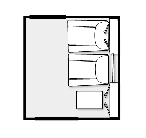 Space planning for the small laundry room at Refresh Restyle