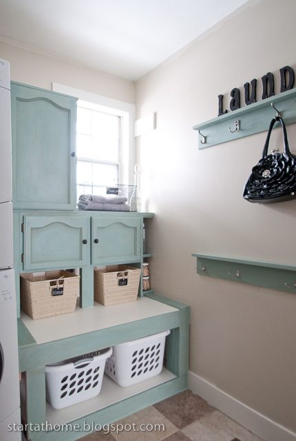 Start At Home Laundry-Room-2