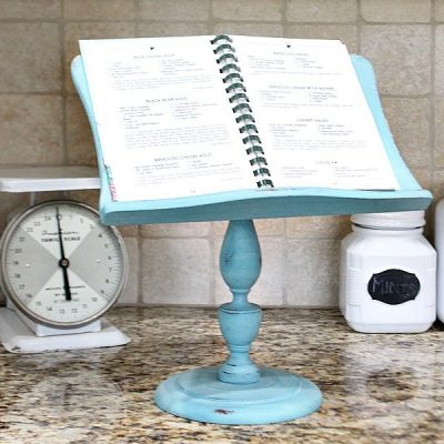 iPad Recipe Holder – Thrifty Makeover
