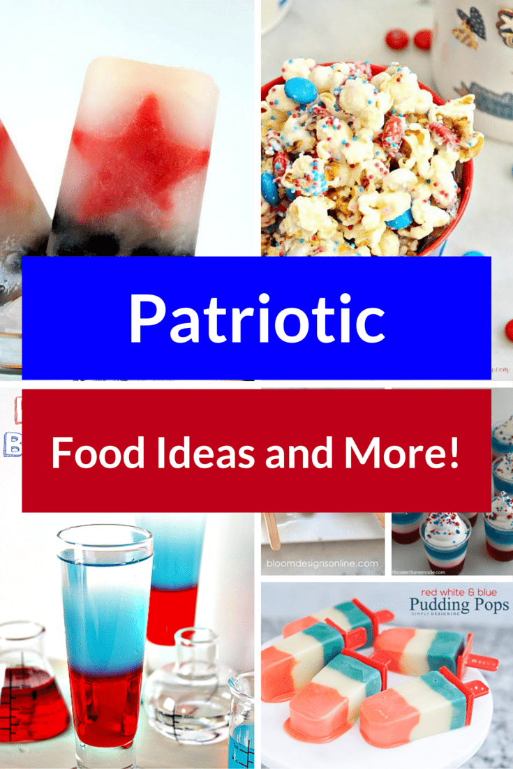 Patriotic Food Ideas
