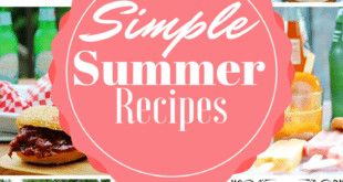 Simple Summer Recipes