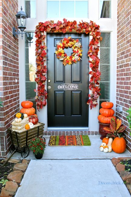 Fall Decorating from Decor Chick
