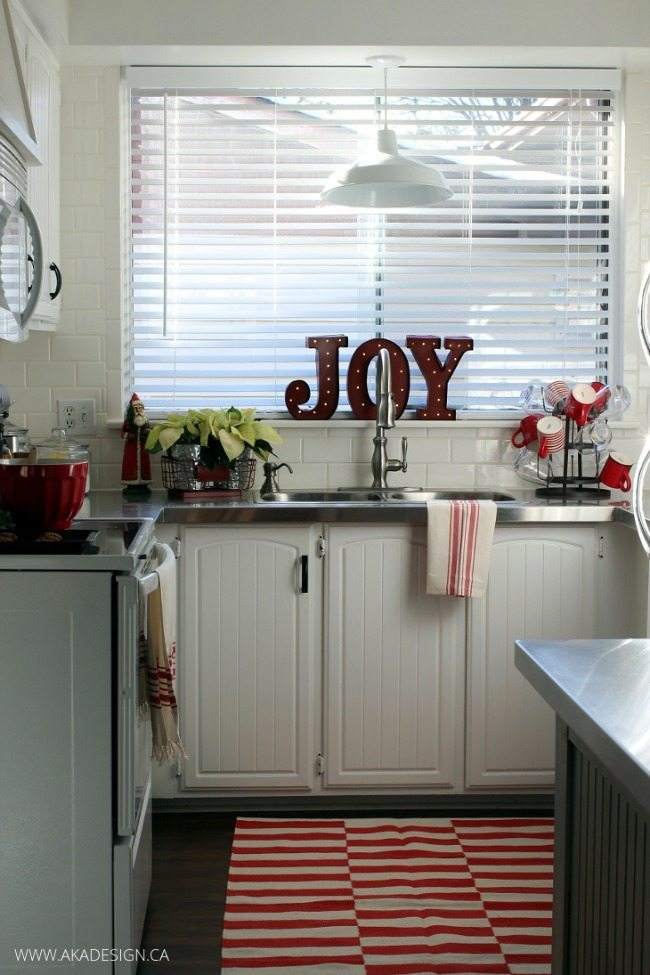 Christmas In The Kitchen Decor Ideas That You Will Love