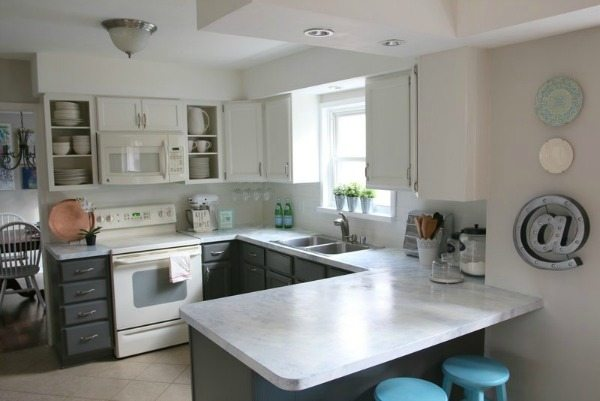 All Things with Purpose, White Kitchen Ideas