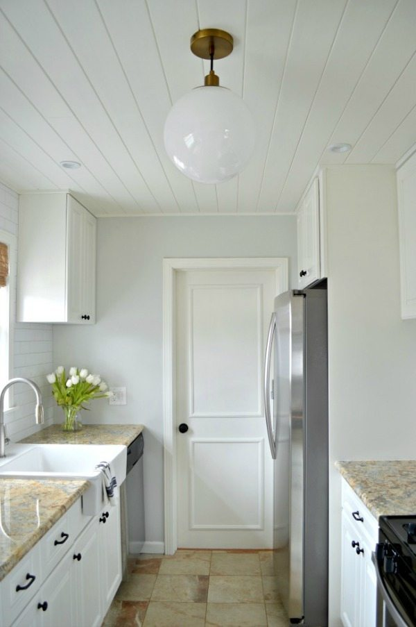 Chatfield Court, White Kitchen Ideas
