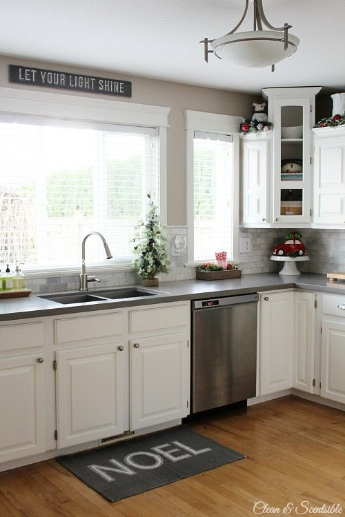 Clean and Scentsible, Christmas in the Kitchen