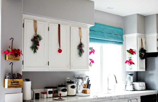 Domestically Speaking, Christmas in the Kitchen